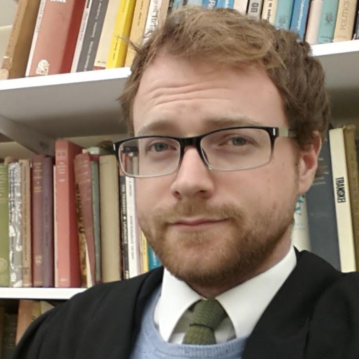 Dr Dominic Burbidge – Research Fellow