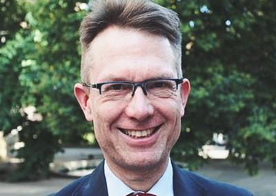Dr Gunnar Beck – Visiting Fellow