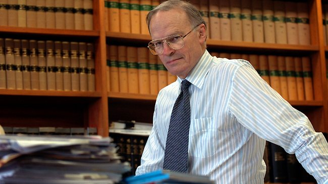 The Honourable Dyson Heydon AC QC