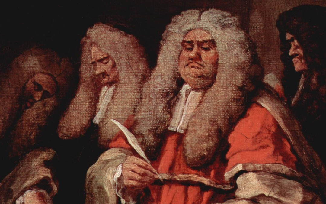 Richard Ekins: The Dynamics of Judicial Power
