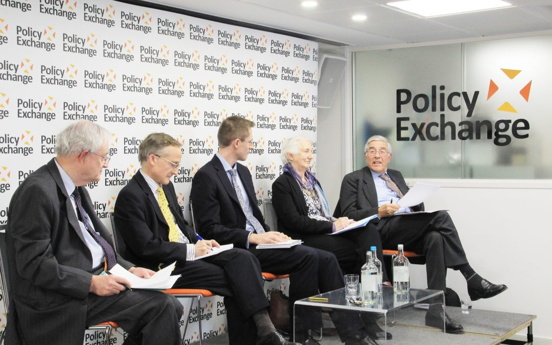 "Panel Discussion: Sir Noel Malcolm's ""Human Rights and Political Wrongs"